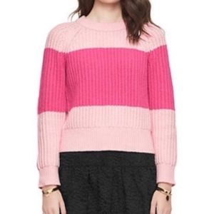 KATE SPADE NEW YORK Pastry Pink Do Wonders Sweater